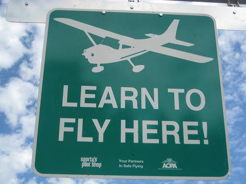 lern to fly 1