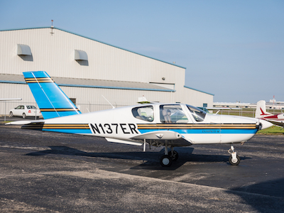 1993 Socata TB-9 Tampico - Nashville Flight Training Planes