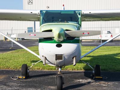 1966 172G - Nashville Flight Training Planes
