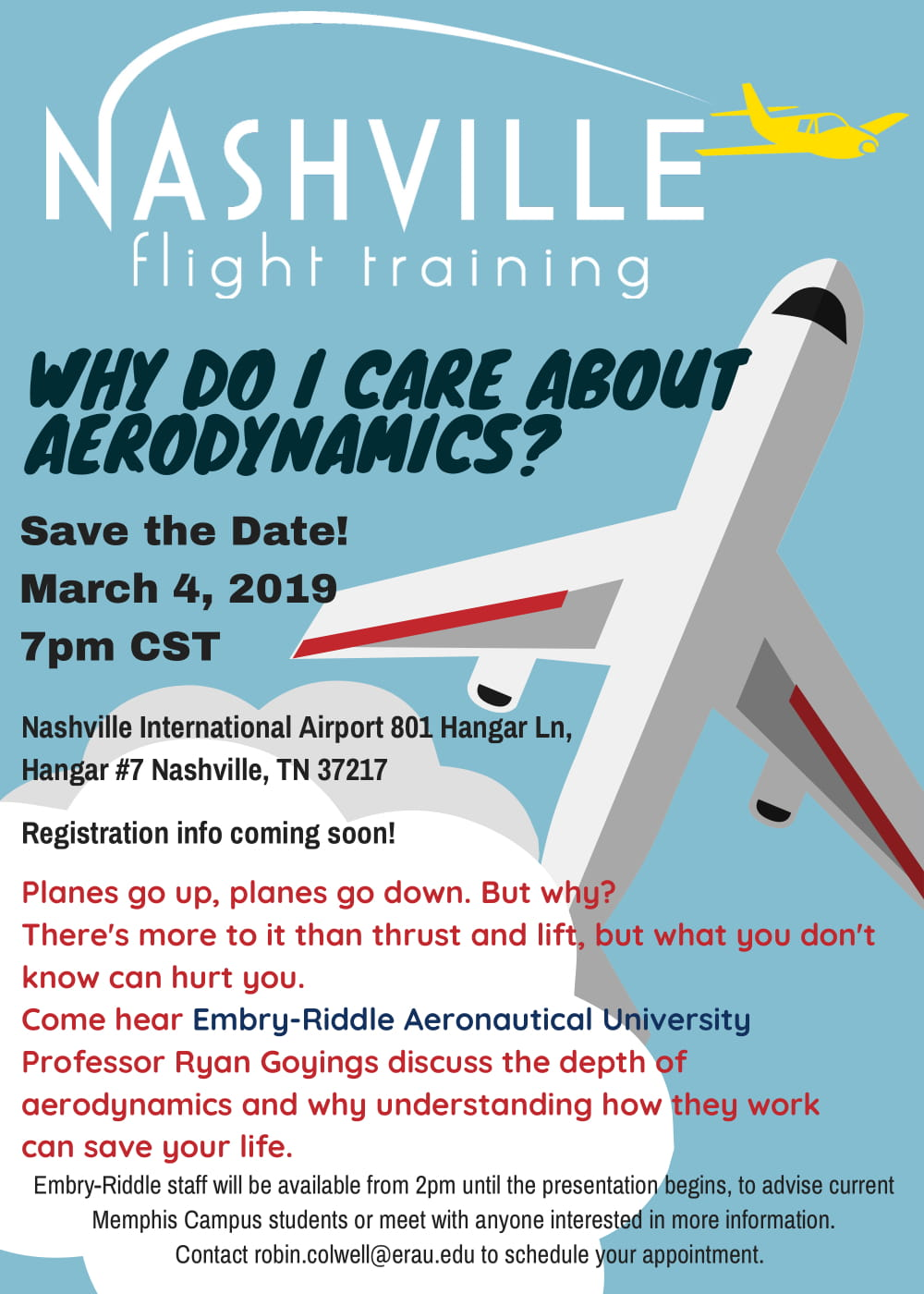 Nashville Flight Training News and Updates - Discover More