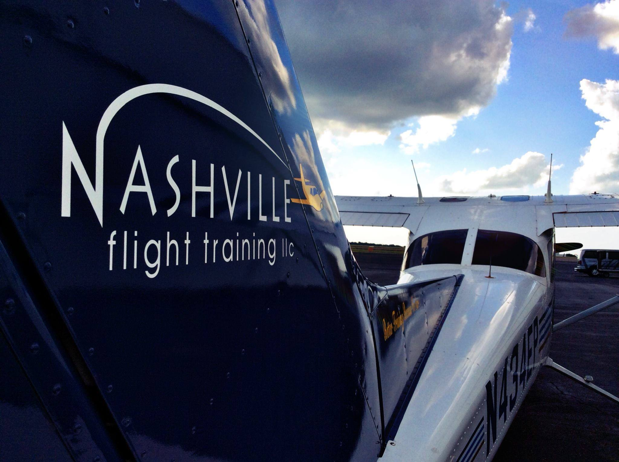 Learn to fly in Nashville